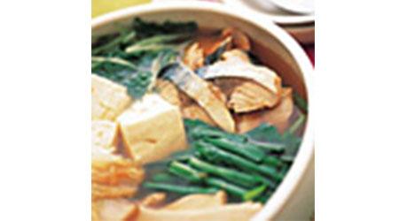 サバのチゲ鍋