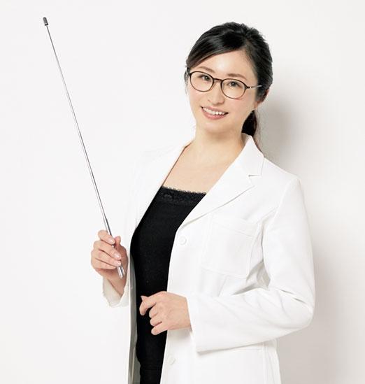 お尻先生・田口咲さん