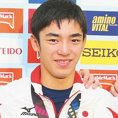 白井健三,日本体操男子,