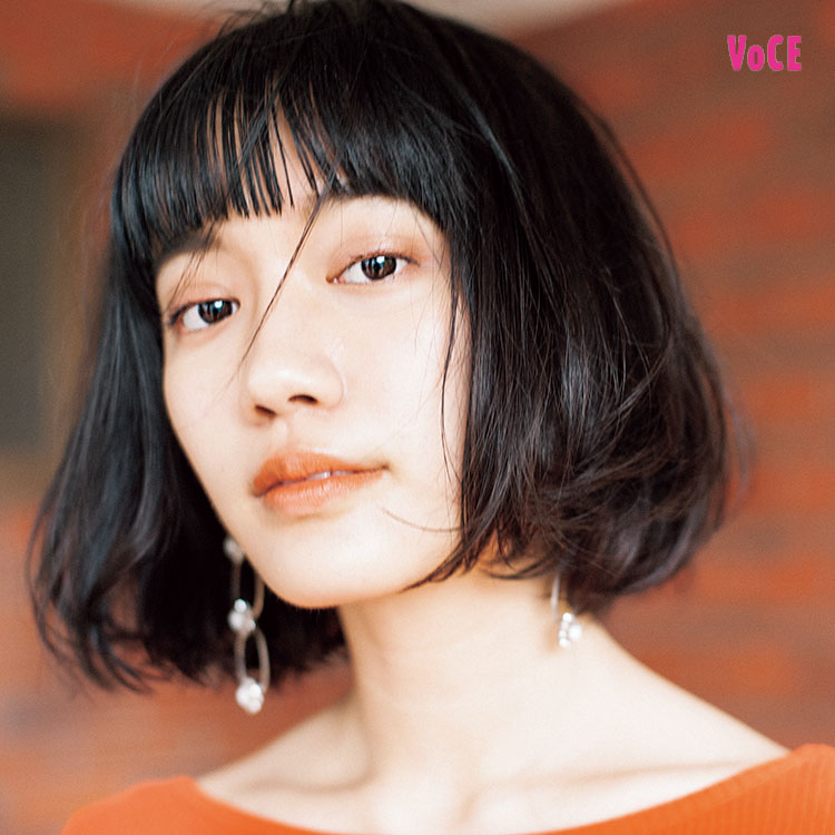 VOCE2018年6月号 甲斐まりか