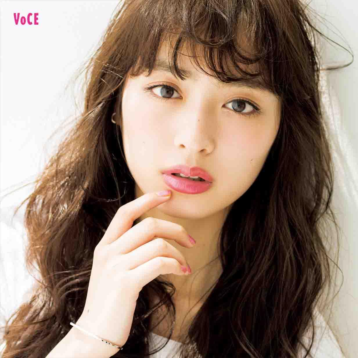 VOCE2017年8月号 内田理央