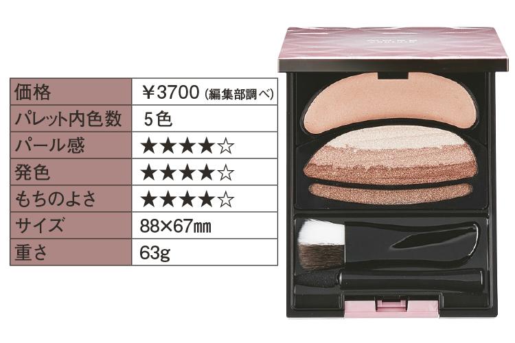 Image titleAUBE couture,オーブ クチュール ブラシひと塗りシャドウ 556,花王ソフィーナ,