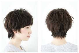 GARDEN TOKYOのショートヘア