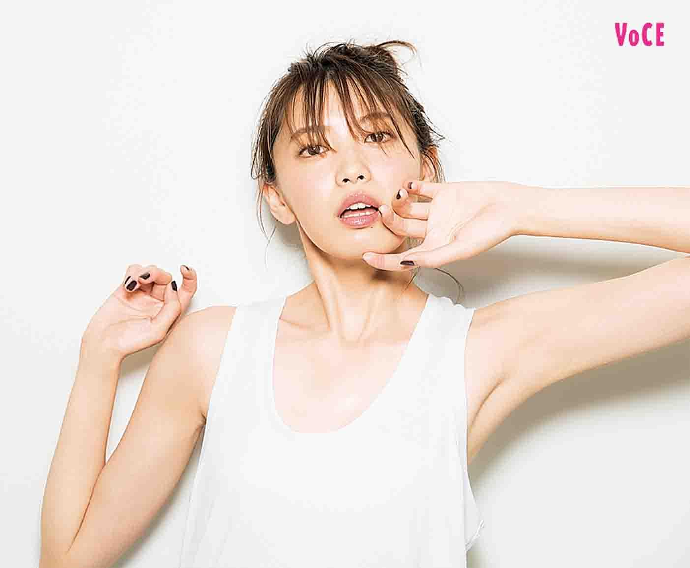 VOCE2017年11月号 宮田聡子