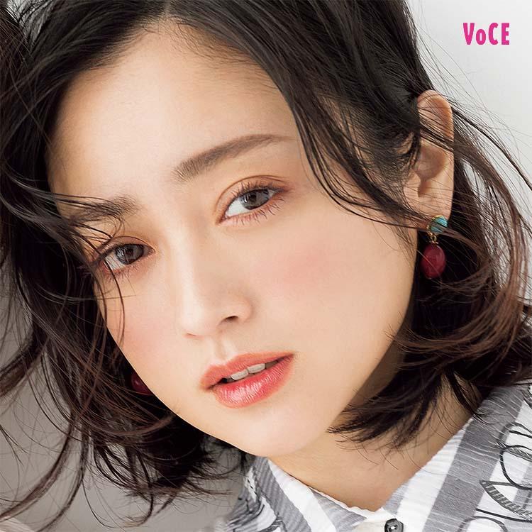 VOCE2018年4月号 安達祐実