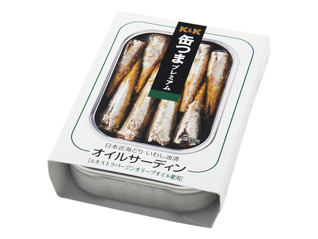 日本近海どりオイルサーディン,缶詰おつまみ