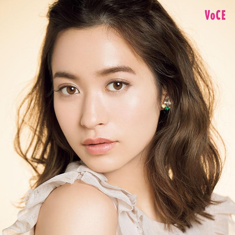 VOCE2018年6月号 野崎萌香