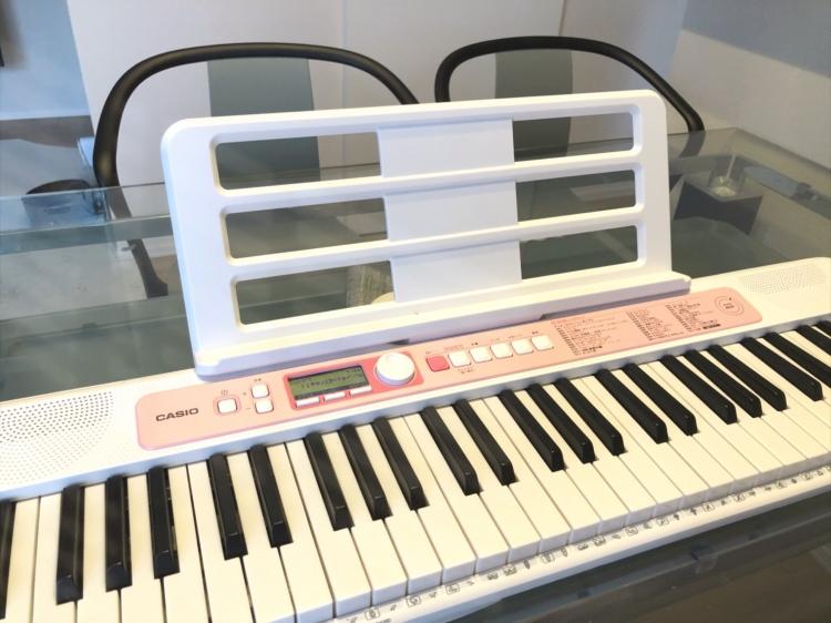 カシオ 光ナビゲーション 電子ピアノ