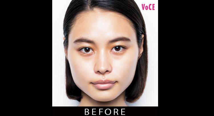 VOCE2017年11月号  西本有希