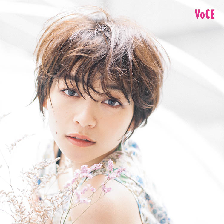 VOCE2018年6月号 里々佳