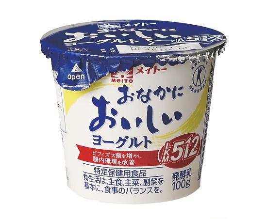 おなかにおいしいヨーグルト 100g ¥120/協同乳業(宅配・通販専用商品)