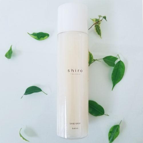 shiro,酒かす化粧水