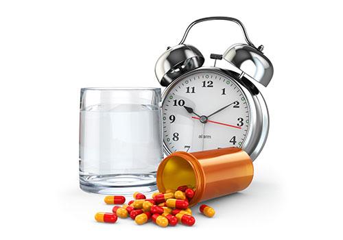 薬を飲むといいタイミング