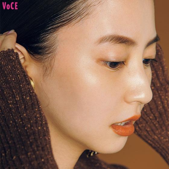 VOCE2019年11月号 河北麻友子