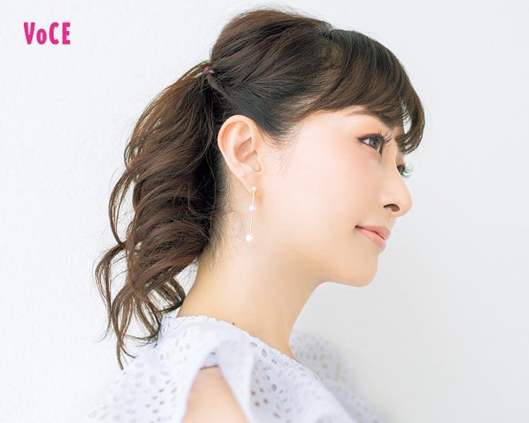 VOCE2018年10月号 石井美保