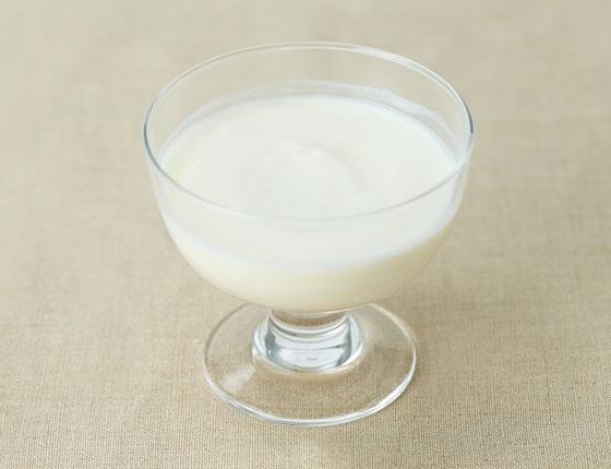 甘酒ヨーグルト