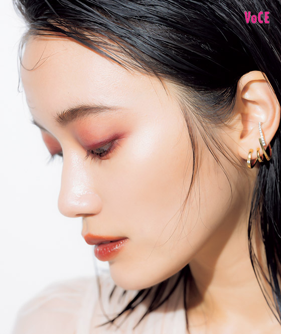 VOCE2019年8月号 甲斐まりか