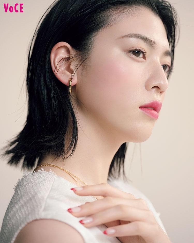 VOCE2020年7月号 三吉彩花