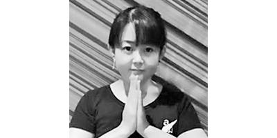アジアンブリーズ セラピスト 小笠原 瞳さん
