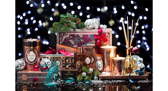 SABON Christmas Collection 2017