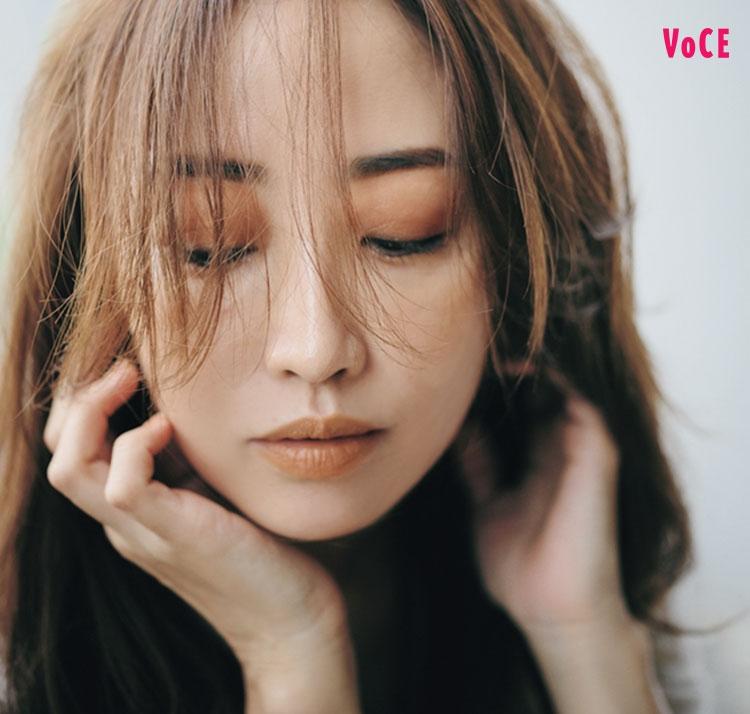 VOCE2020年3月号 神崎恵