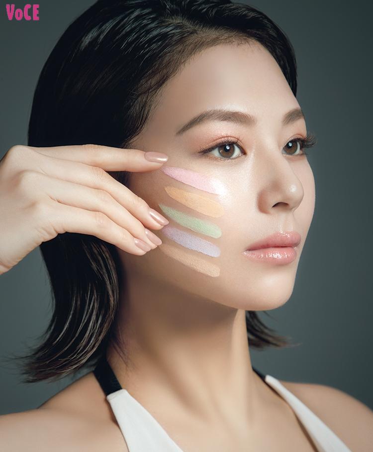 西内まりや モデリングカラーアップベース UV テクスチャー