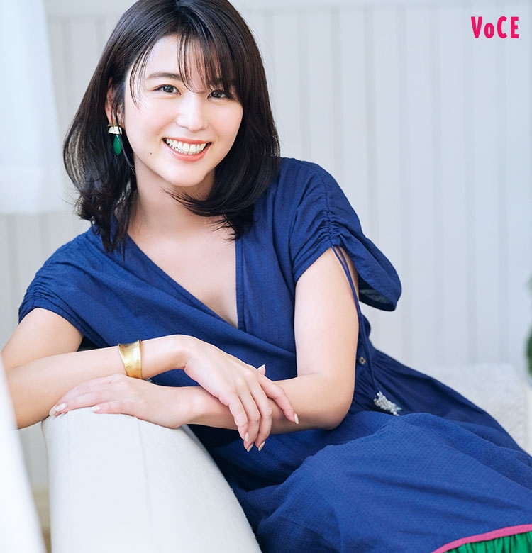 VOCE5月号宇賀なつみ