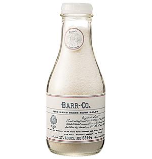 BARR-CO.バスソルト&ソーク