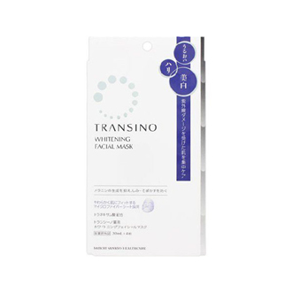 トランシーノ,薬用ホワイトニングフェイシャルマスク,