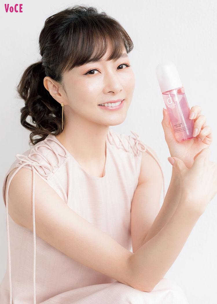 美容家 石井美保さんも太鼓判! 「美肌菌」に着目。