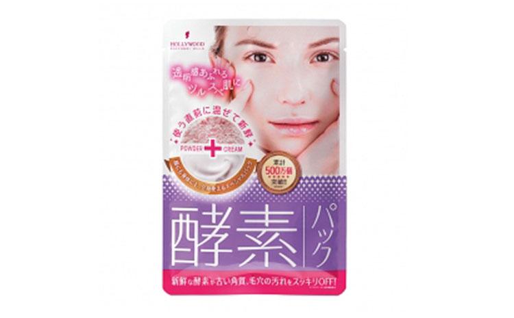 ハリウッド化粧品,酵素パック(オーキッド ピックアップマスク)