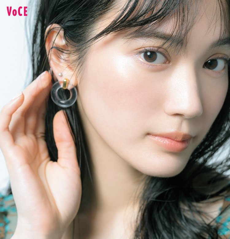 VOCE2020年5月号 甲斐まりか