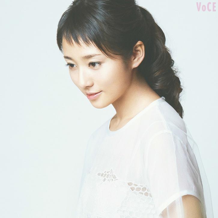 VOCE3月号,木村文乃