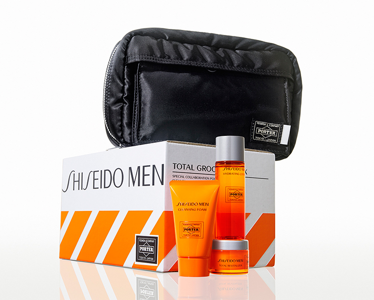 SHISEIDO MEN TOTAL GROOMING BOX