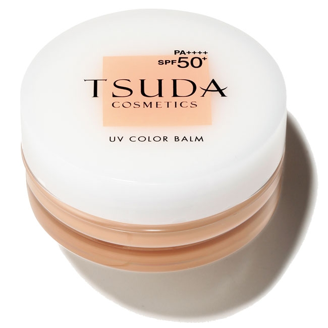 TSUDA COSMETICS UVカラーバーム