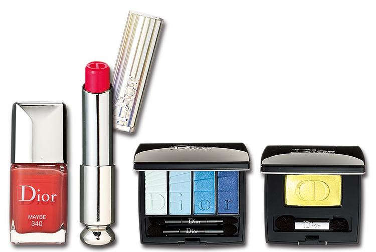 Dior,ディオール,ディオール ヴェルニ,ディオール アディクト リップスティック,カラー グラデーション パレット,ディオールショウ モノ
