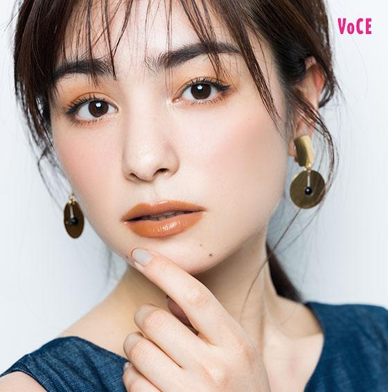 VOCE VOCE2019年10月号 松原菜摘