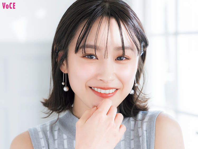 VOCE2019年5月号 高橋愛
