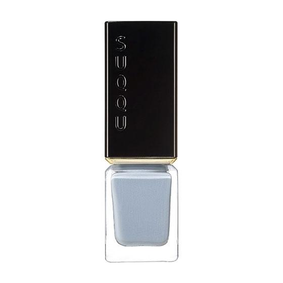 SUQQUの「ネイル カラー ポリッシュ」121 淡藍色-AWAAIIRO