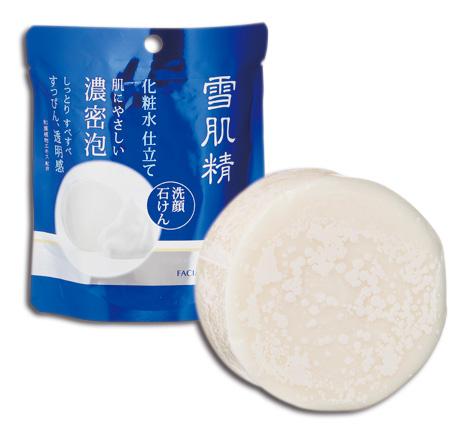 コーセー 雪肌精 化粧水仕立て 石けん