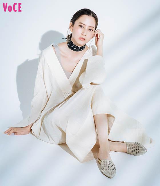VOCE2019年8月号 河北麻友子