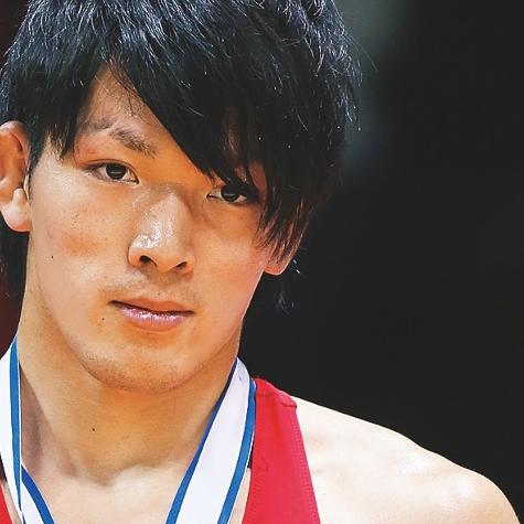 レスリング,フリースタイル74kg級,高谷惣亮,