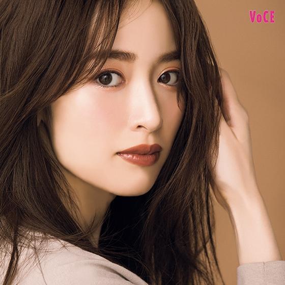VOCE2020年1月号 泉里香