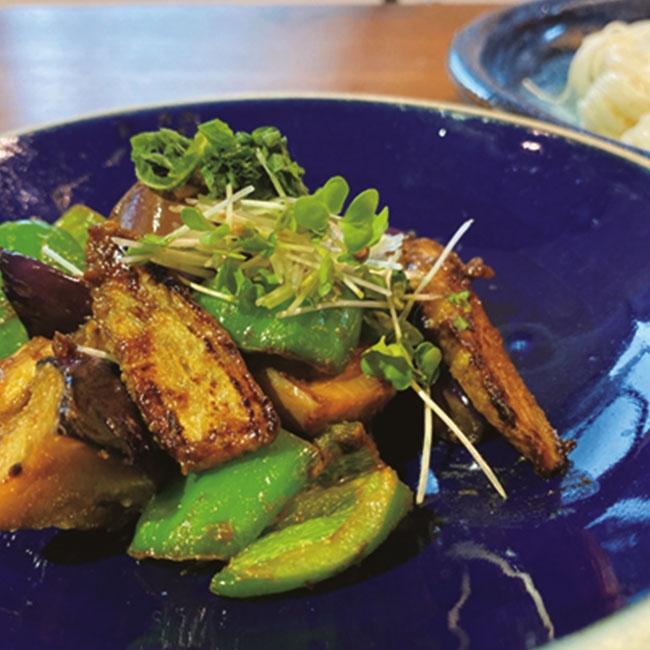 野菜たっぷり自炊生活