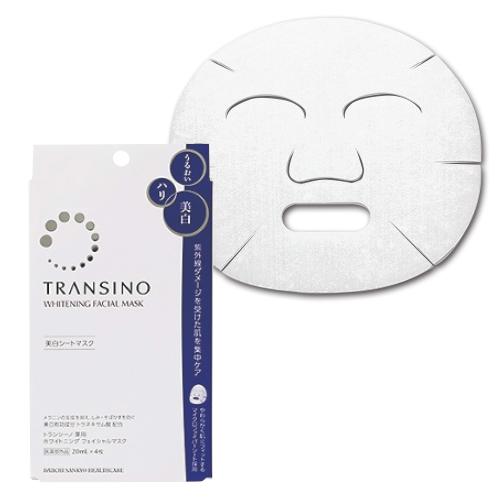 トランシーノ薬用 ホワイトニングフェイシャルマスク
