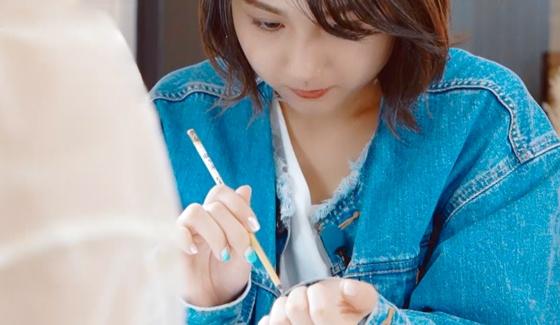 【季節の変わり目にオススメ】2シーズン楽しめるアートネイル