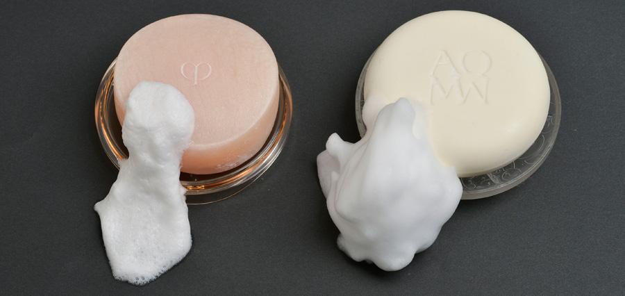 洗顔,ニキビ,乾燥肌,脂性肌,石鹸