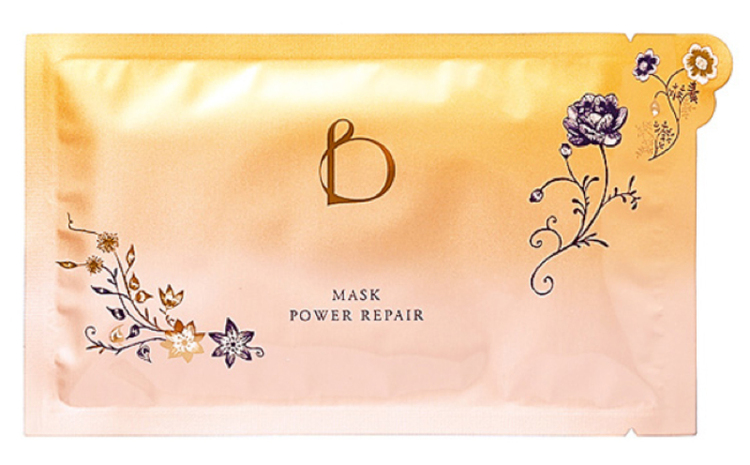 资生堂BENEFIQUE mask power repair