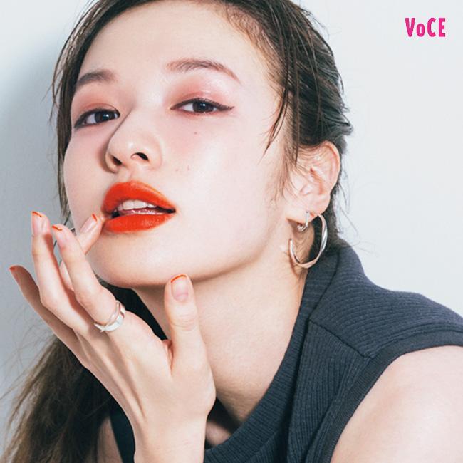 VOCE2019年5月号 森絵梨佳