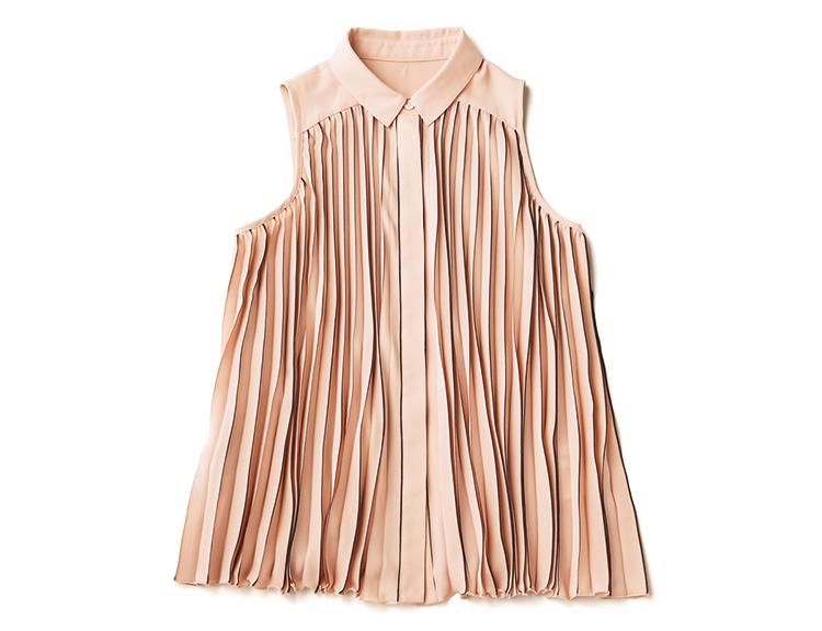 VOCE3月号,プリーツシャツ,The Dayz tokyo